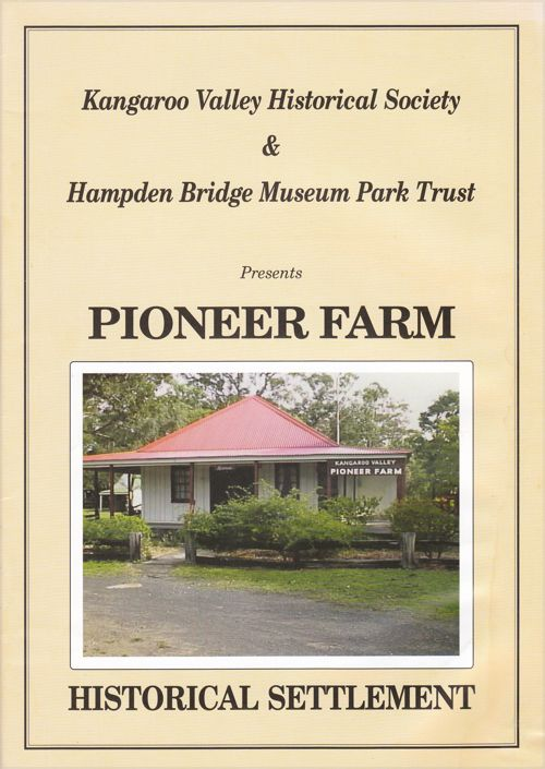 Pioneer Farm Historical Settlement
