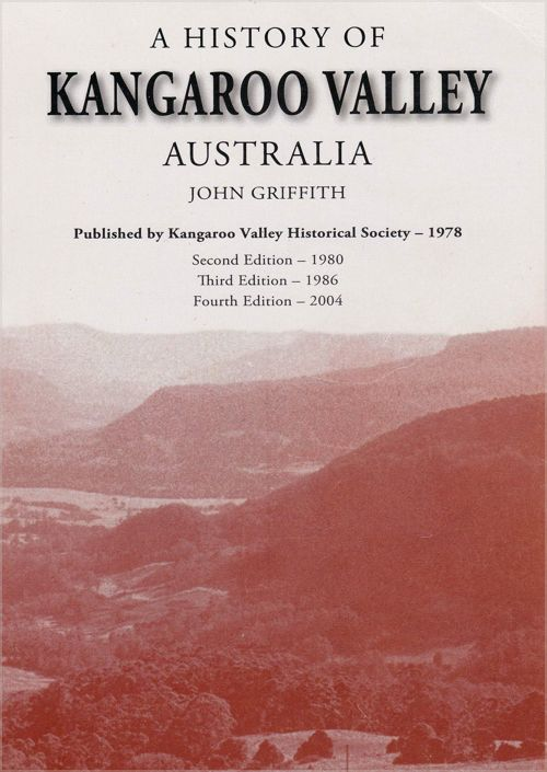 A History of Kangaroo Valley