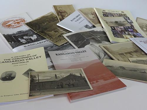 Books and historic photographs for sale